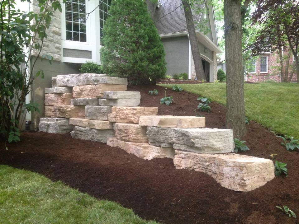 Top 28 Retaining Wall Options Backyard Retaining Wall